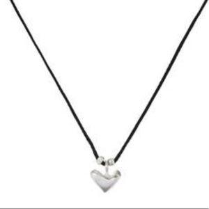 Jill Platner Baby Heart Necklace